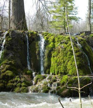Cascadele Krushuna si pestera Devetanska